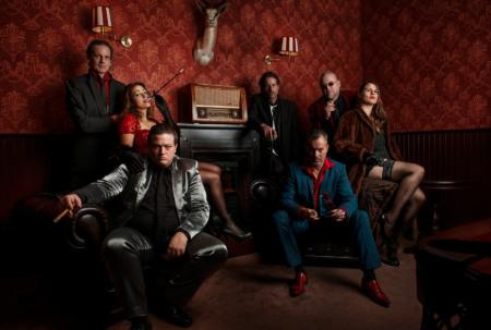 Mafia, Bandfotos, Bandshooting, Gruppenbild, Ingolstadt, Fotograf