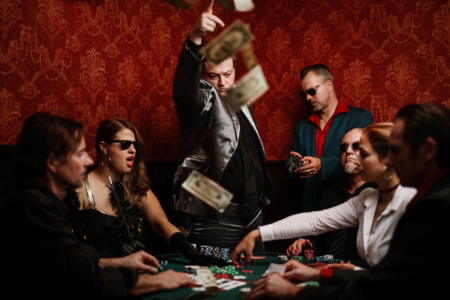 Mafia, Fat Toni, Money, Geld, Poker, Shooting, Ingolstadt, Fotograf