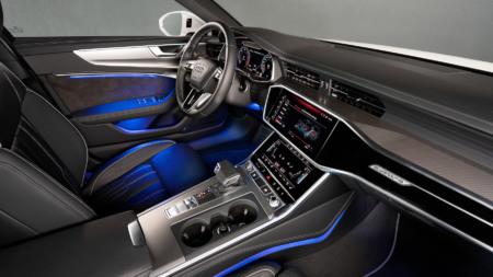 Audi, A6, Personalisieung, Fahrzeug, Einstellung, Setting, seat, Sitz
