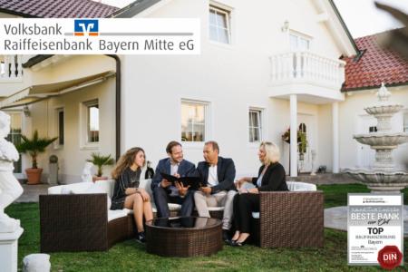 Kunde: Volksbank Raiffeisenbank Bayern Mitte e.G