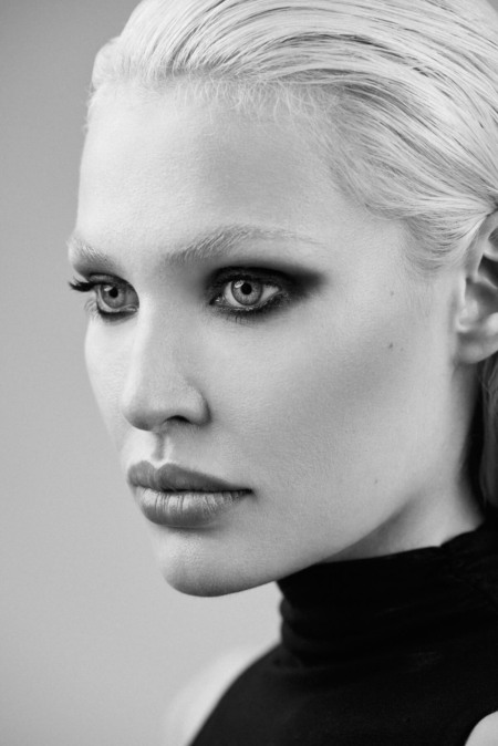 Model, Charlotte, louis, Studio, Editorial, Fashion, beauty, blonde